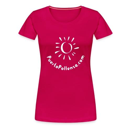 ppcom logo plot - Women's Premium T-Shirt