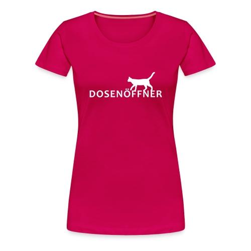 Dosenöffner - Frauen Premium T-Shirt