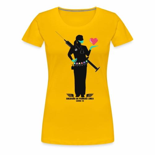 Nuestras Heroinas. - Camiseta premium mujer