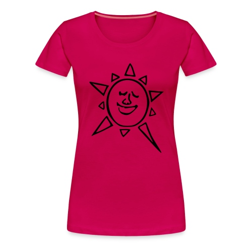 soleil_teremahana - T-shirt Premium Femme