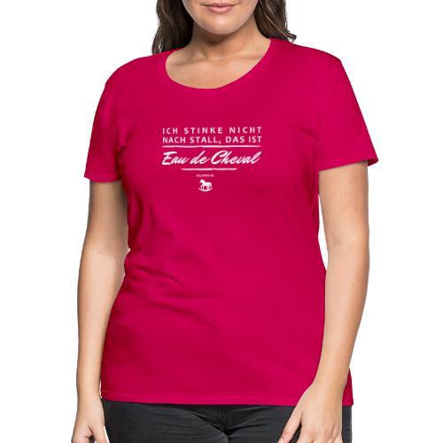Eau de Cheval - Frauen Premium T-Shirt