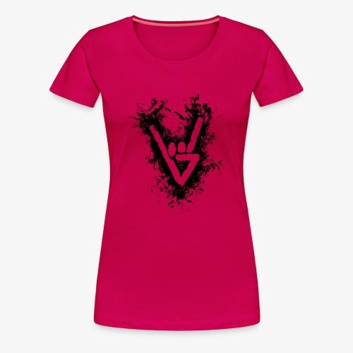 Vorne_2017 - Frauen Premium T-Shirt