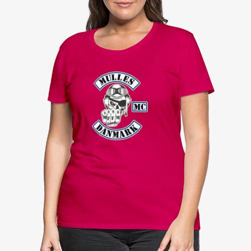 Mulles Mc - Dame premium T-shirt
