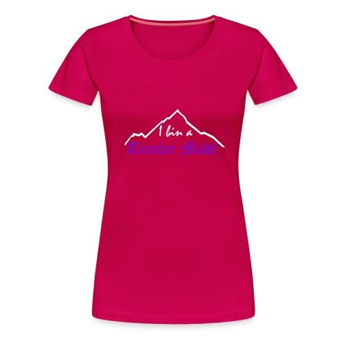 tirolermadl3 kopie - Frauen Premium T-Shirt