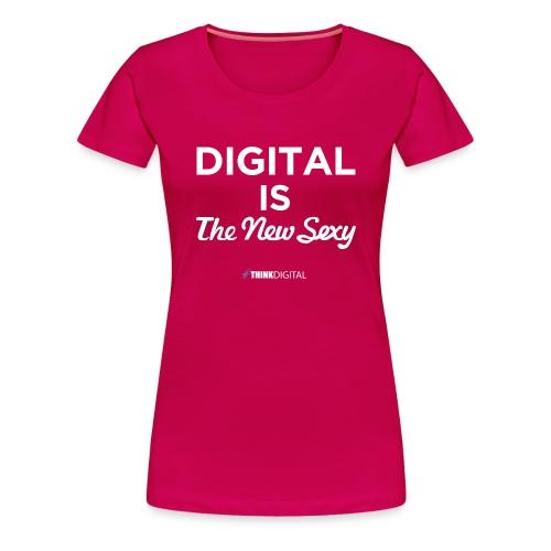 Digital is the New Sexy - Maglietta Premium da donna