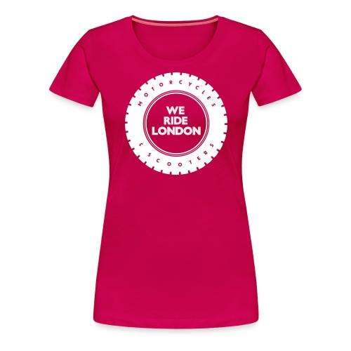 WRL Print Logo V3 1 - Women's Premium T-Shirt