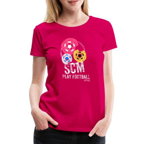 SCM PLAY COLLECTION - T-shirt Premium Femme