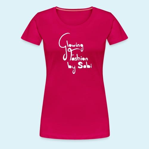 GFbyS Schriftzug - Frauen Premium T-Shirt