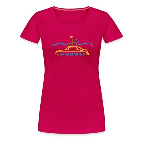 saabmarine - Women's Premium T-Shirt