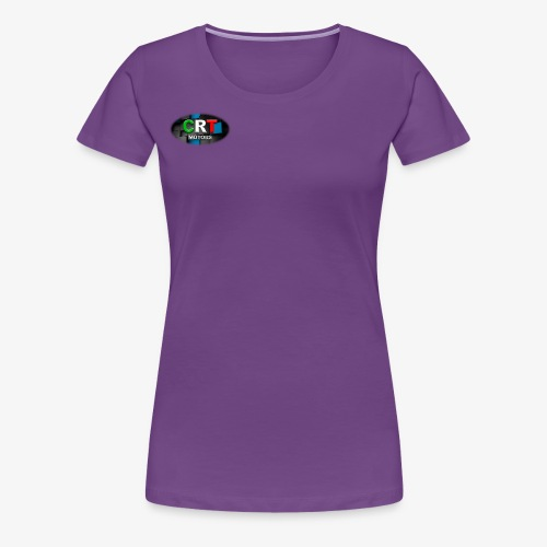 CRT Logo - Women's Premium T-Shirt