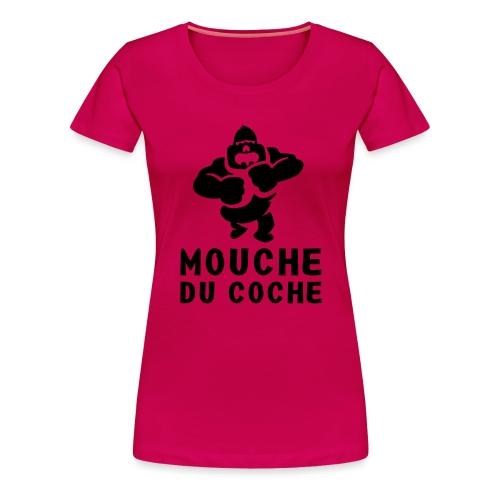 Wichtigtuer - Frauen Premium T-Shirt