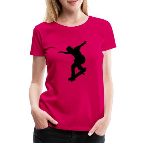 Skater - Maglietta Premium da donna