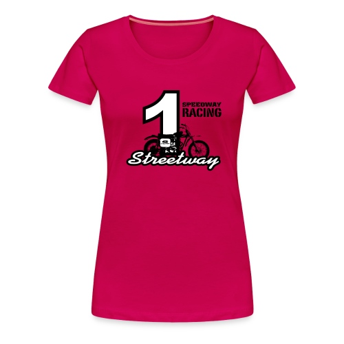 m075 - T-shirt Premium Femme