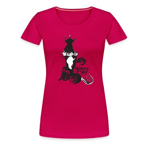 malos - Camiseta premium mujer