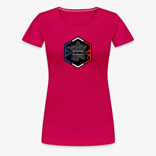 tireursdefrance - T-shirt Premium Femme