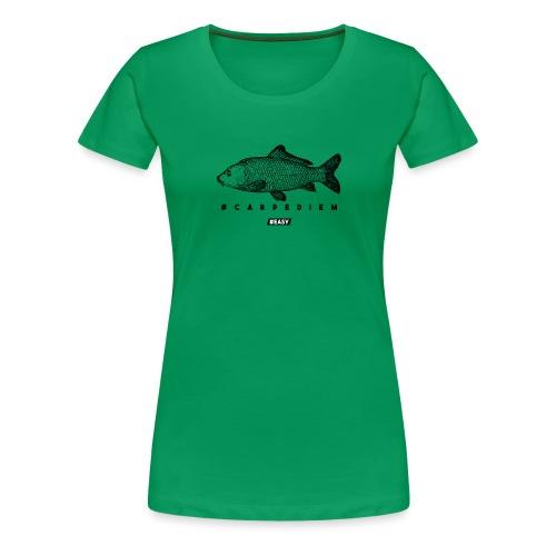 #EASY Carpe Diem T-Shirt - Maglietta Premium da donna