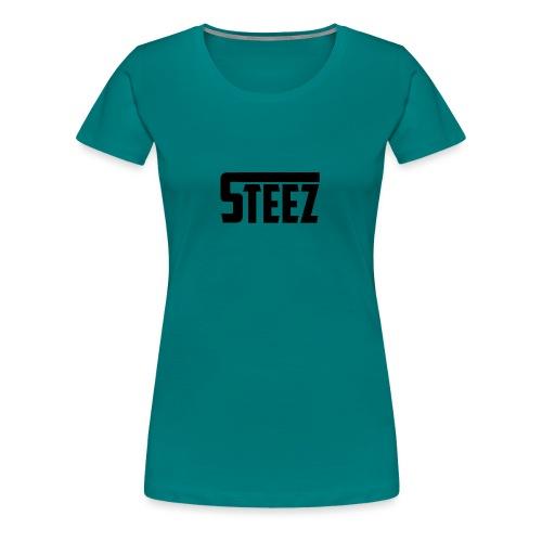 steez tshirt name - Vrouwen Premium T-shirt