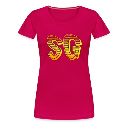 Felpa SG Uomo - Maglietta Premium da donna