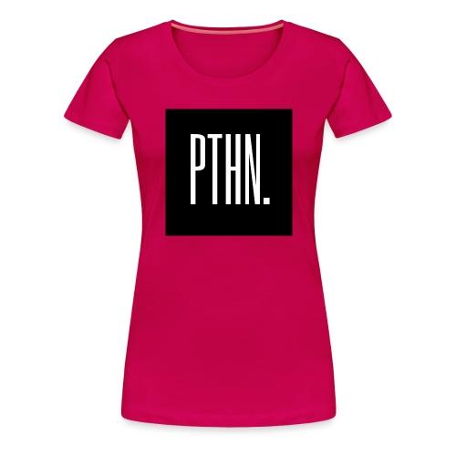 Panteon - Frauen Premium T-Shirt