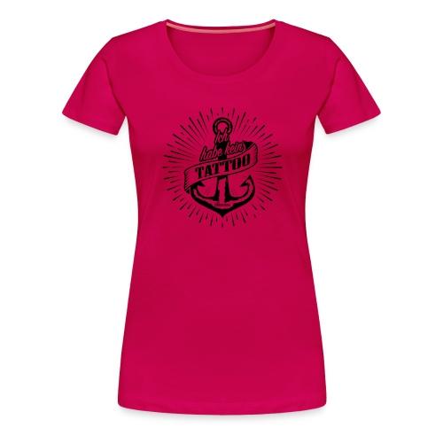 T-Shirt 'Ich habe kein Tattoo' - Frauen Premium T-Shirt