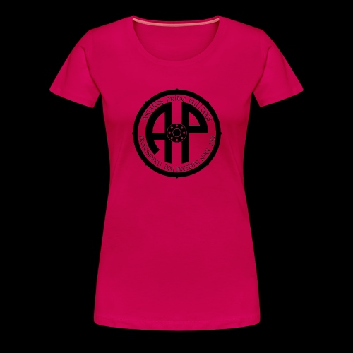 Logo 2019 Schwarz - Frauen Premium T-Shirt