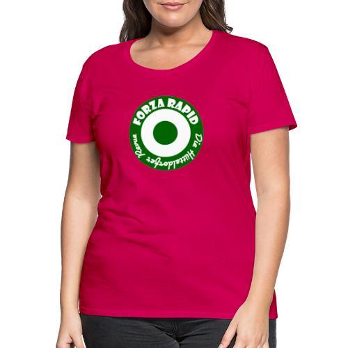 Forza Rapid Logo - Frauen Premium T-Shirt
