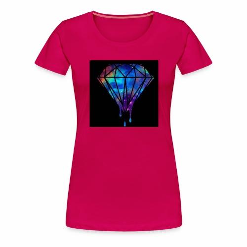 The paint spilt - Women's Premium T-Shirt