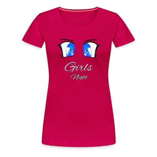 Girls Night - Camiseta premium mujer