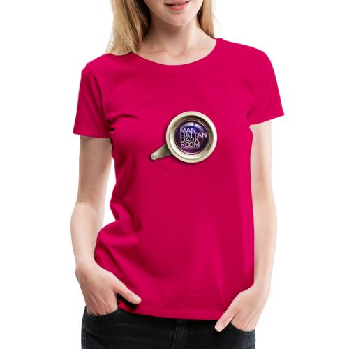THE MANHATTAN DARKROOM OBJECTIF 2 - T-shirt Premium Femme