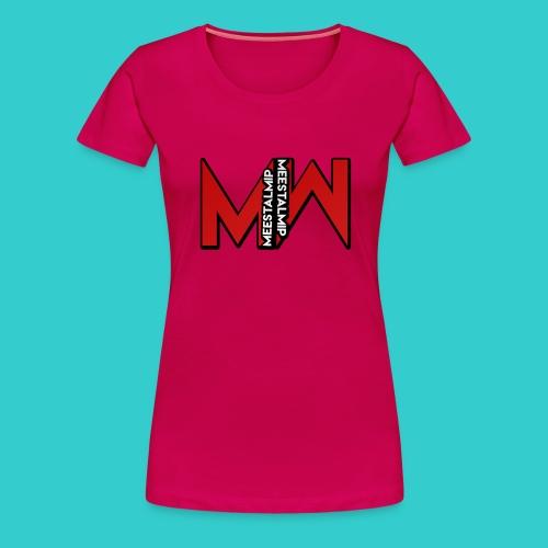 MeestalMip Shirt met lange mouwen - Kids & Babies - Vrouwen Premium T-shirt