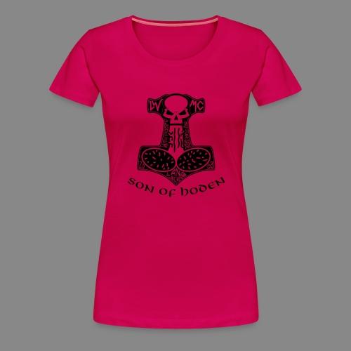 Son of Hoden - Frauen Premium T-Shirt