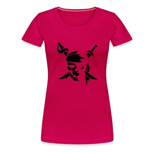Pirate - Frauen Premium T-Shirt
