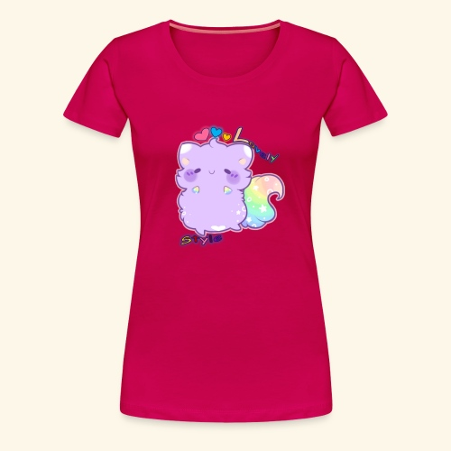 Lovely Stile - Camiseta premium mujer