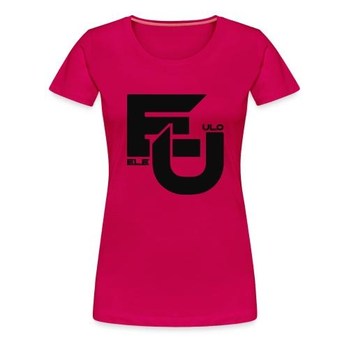 Ele & Ulo -fanituotteet! - Naisten premium t-paita