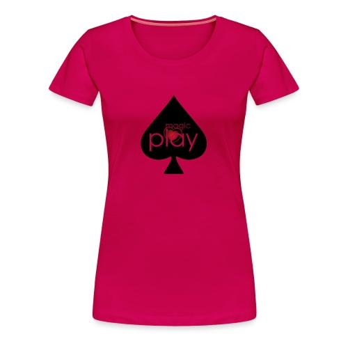 MagicPlay - Maglietta Premium da donna