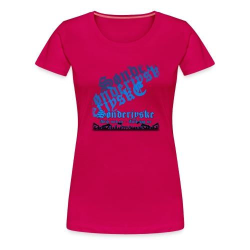 SE altid med jer transparent corner png - Women's Premium T-Shirt