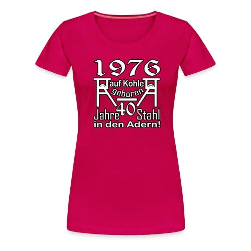 19762 png - Frauen Premium T-Shirt