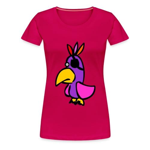 mamagei - Frauen Premium T-Shirt