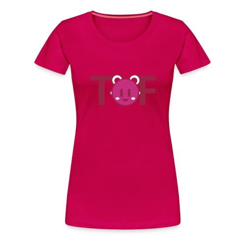 monster1 - Vrouwen Premium T-shirt