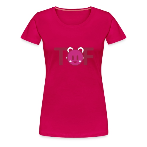 monster1 - Vrouwen Premium T-shirt