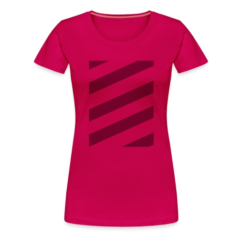 Stripes - Women's Premium T-Shirt