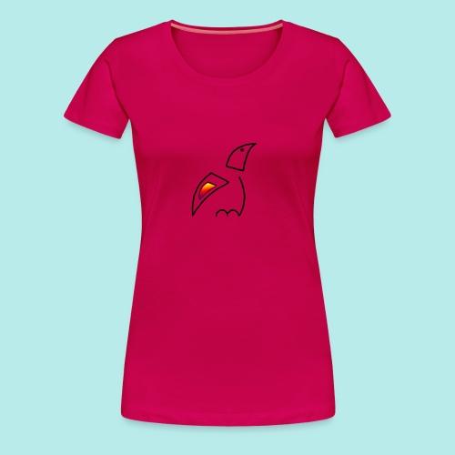 bird_Shirt - Frauen Premium T-Shirt
