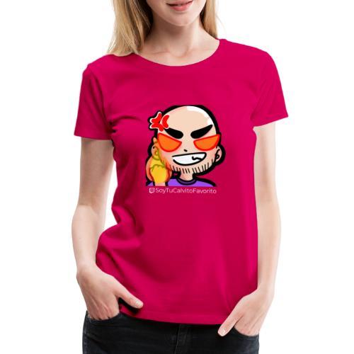 Calvi rage - Camiseta premium mujer
