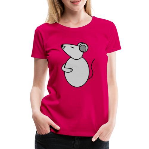 Rat - just Cool - c - Women's Premium T-Shirt