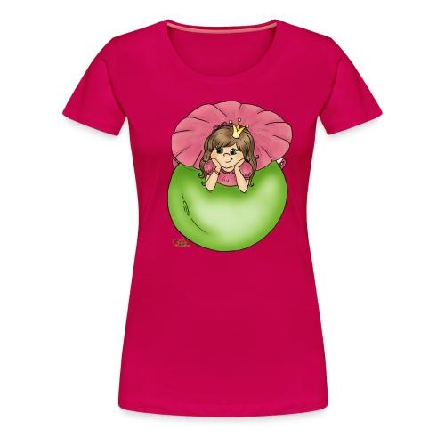 Prinzessin auf der Erbse - Frauen Premium T-Shirt