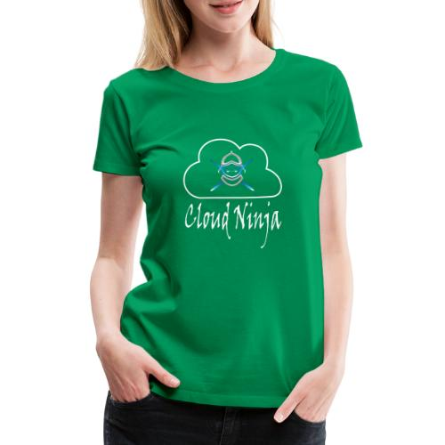 Cloud Ninja - Women's Premium T-Shirt