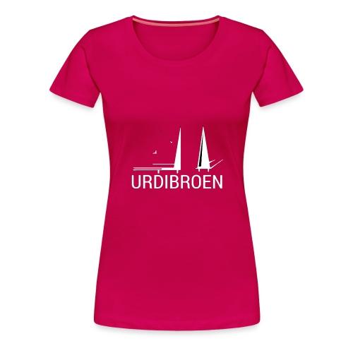 URDIBROENKC29e - Premium T-skjorte for kvinner