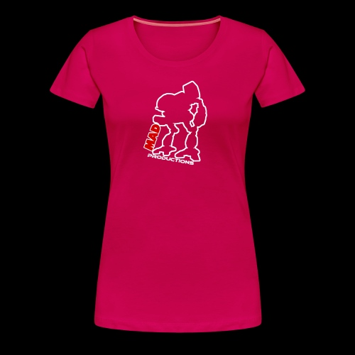 MADprologoright png - Frauen Premium T-Shirt