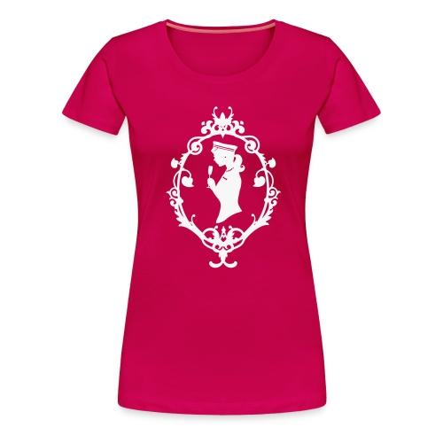 Schleife - Frauen Premium T-Shirt