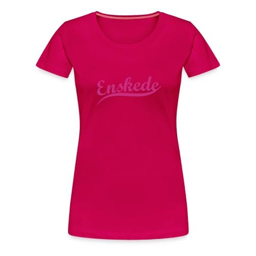 enskede svang - Premium-T-shirt dam